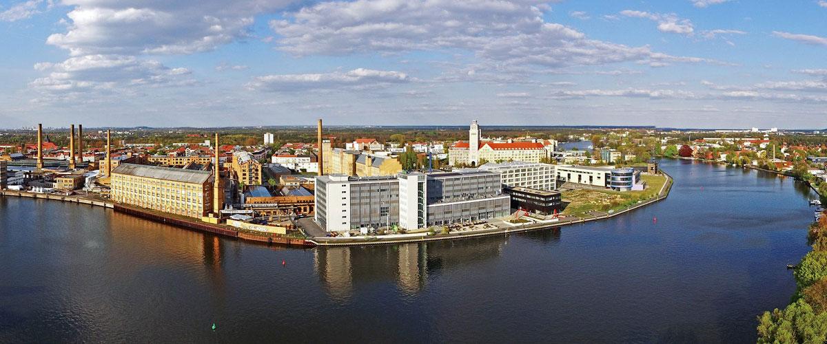 Schöneweide, Regional Management Berlin South East, WISTA