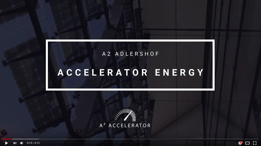 A² Accelerator Berlin Adlershof bei You Tube