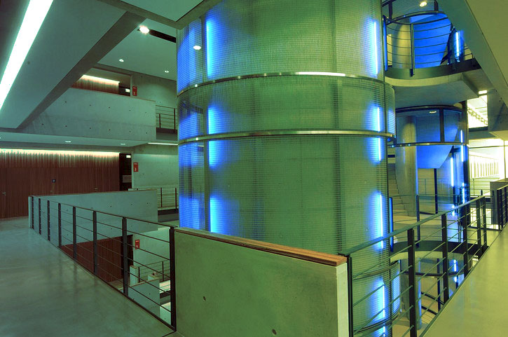 Zentrum für Biotechnologie und Umwelt Adlershof, Bild ©WISTA Management GmbH