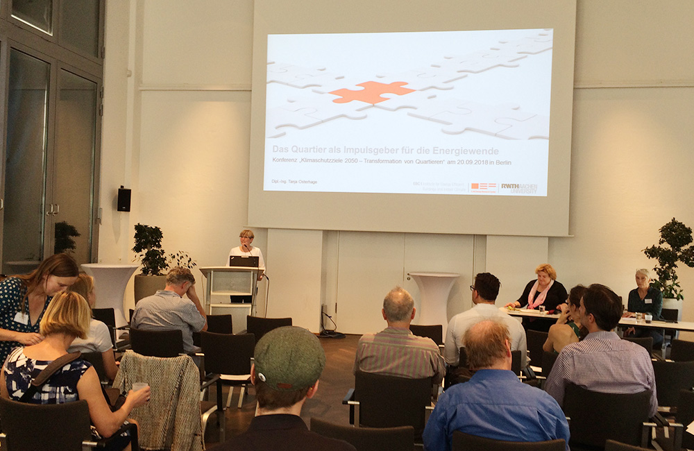 Keynote: Dr. Tanja Osterhage, RWTH Aachen