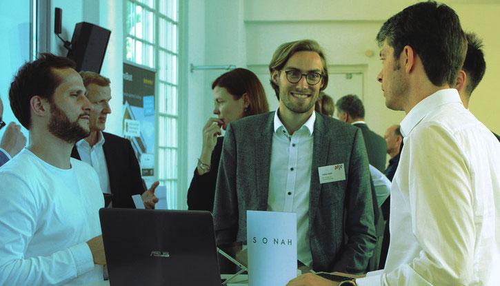 Networking Adlershof, Bild ©WISTA Management GmbH
